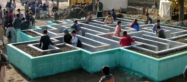 Spielplatz Chahr Asiab 2006