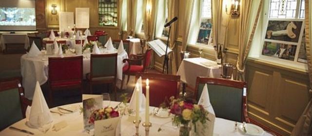 Charity Dinner Hamburg 2012