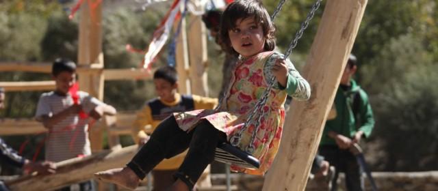 Spielplatz Panjshir 2011