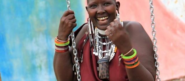 Schaukelbau Tansania 2014